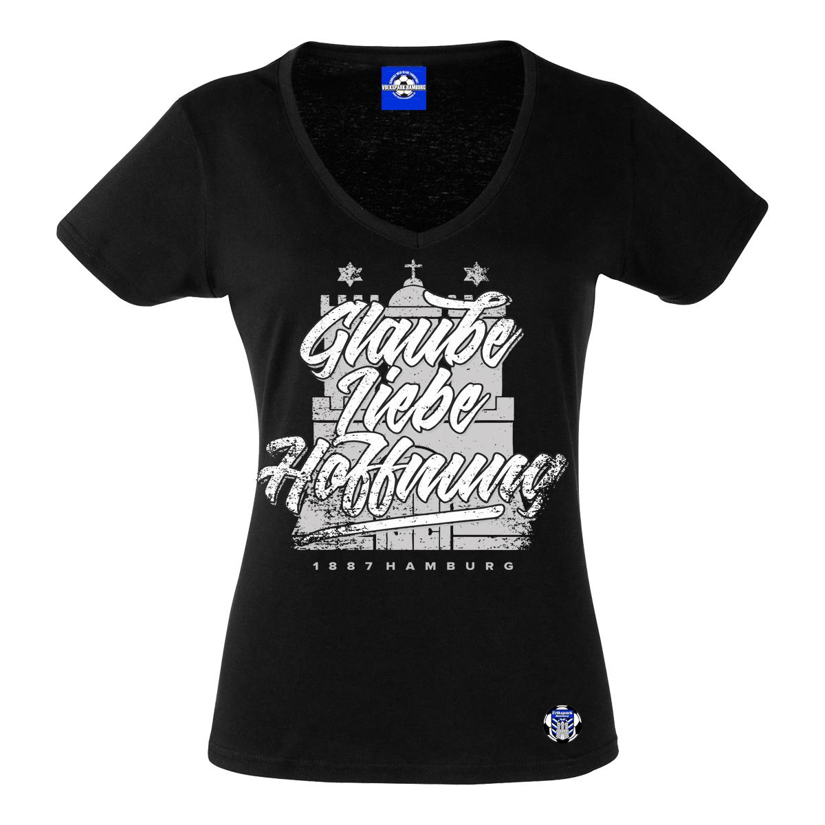 Volkspark Hamburg Streetwear Shirt GLH 2018